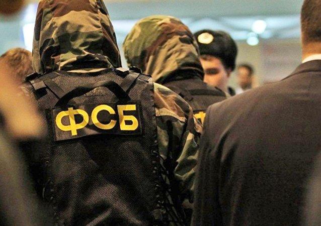 俄联邦安全局今日起将在克里米亚举行大型反恐演习