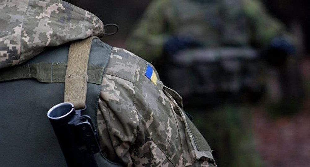 乌克兰强力人员