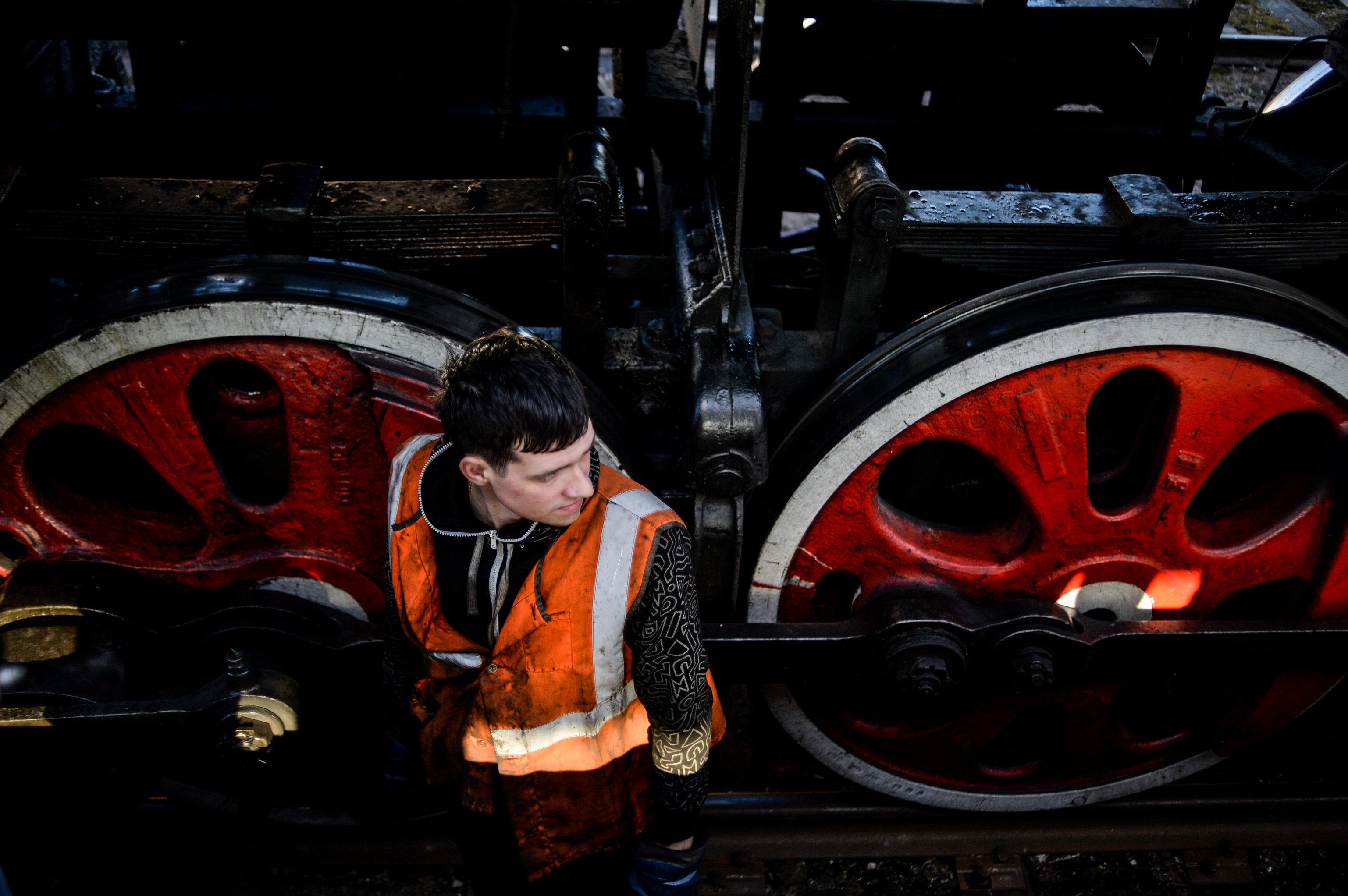 俄罗斯学者思考如何让货运列车更安全