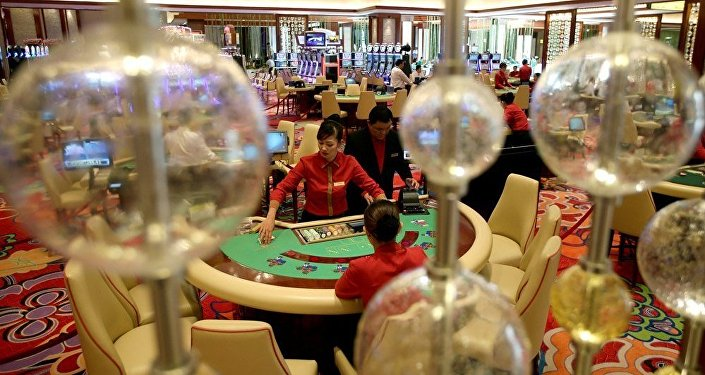 菲律宾不想放弃赌场