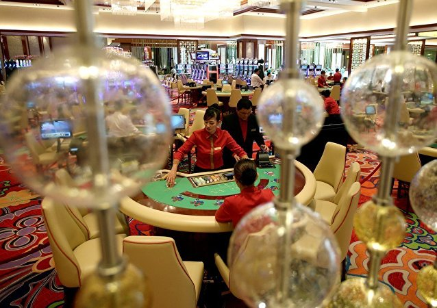 菲律賓不想放棄賭場