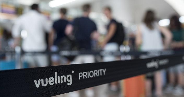 伏林航空公司一架飞机因虚假炸弹信息在巴塞罗那机场紧急降落