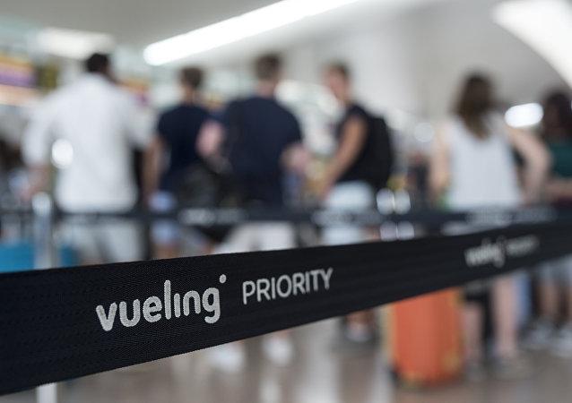 巴塞罗那机场拘留两名用垃圾袋携带100万欧元的中国人