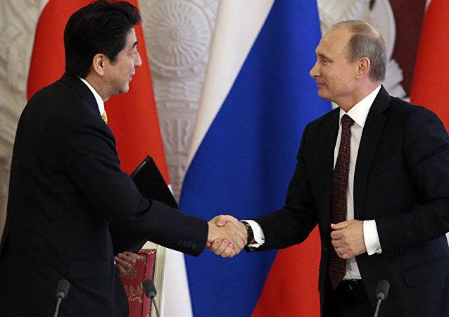 中國專家:普京總統訪日將推動俄日關係進入新階段