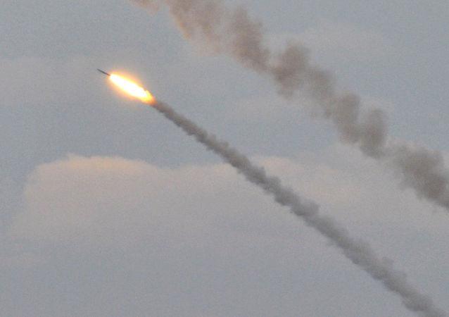 乌克兰19年来首次使用S-300V1反导系统