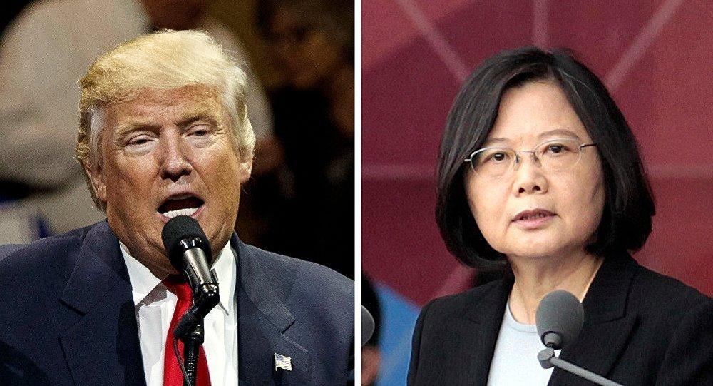 特朗普與蔡英文通話是否影響美中關係?