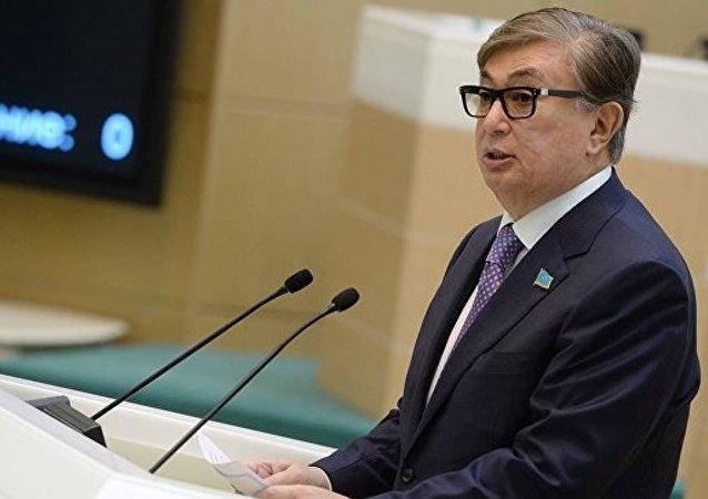 哈国议长:后冷战时期对抗更加残酷