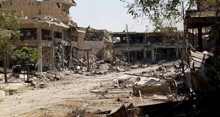 俄副外长:俄美暂未就武装分子离开阿勒颇问题达成协议