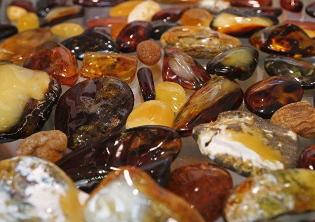 中国人非常喜爱波罗的海琥珀且越来越多老百姓买得起