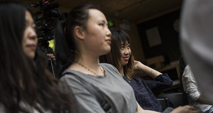 中国留学生将在别尔哥罗德学习经济和建筑专业