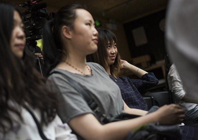 民调:高质量的俄罗斯教育受到中国学生的青睐