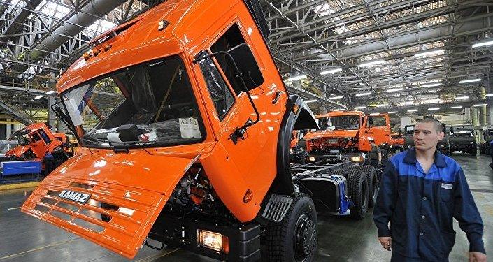 媒体:中国潍柴动力或与俄卡玛斯公司在俄联合生产发动机