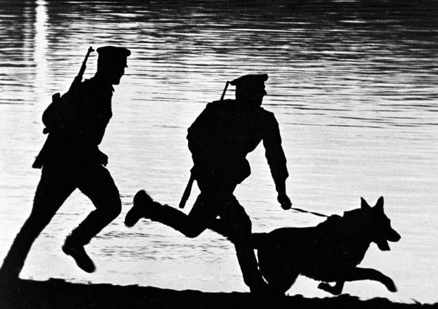 俄聯邦安全局拘留了六名非法越境的亞洲人