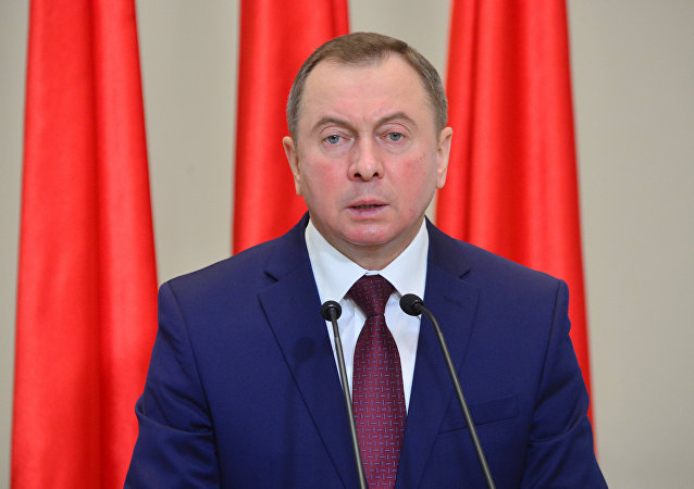 白俄羅斯外長馬克伊
