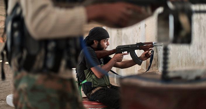阿勒頗東部武裝分子