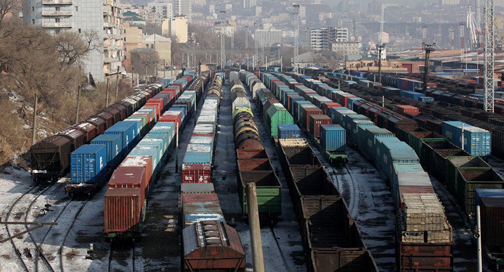 俄罗斯铁路集装箱运输公司在上海自贸区设立分公司