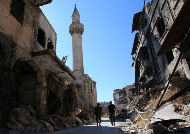 叙反对派认为前副总统沙雷可在过渡时期领导叙利亚