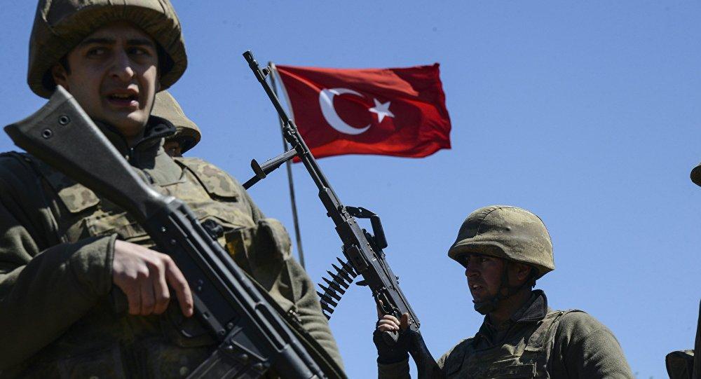 """土安全委员会:安卡拉将采取一切措施阻止叙利亚境内成立""""边境安全力量"""""""