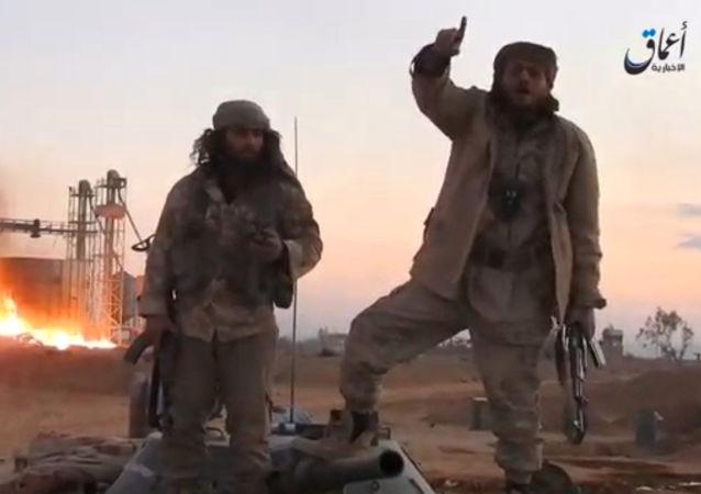 电视台:三名马来西亚籍ISIS成员在叙利亚空袭行动中被消灭