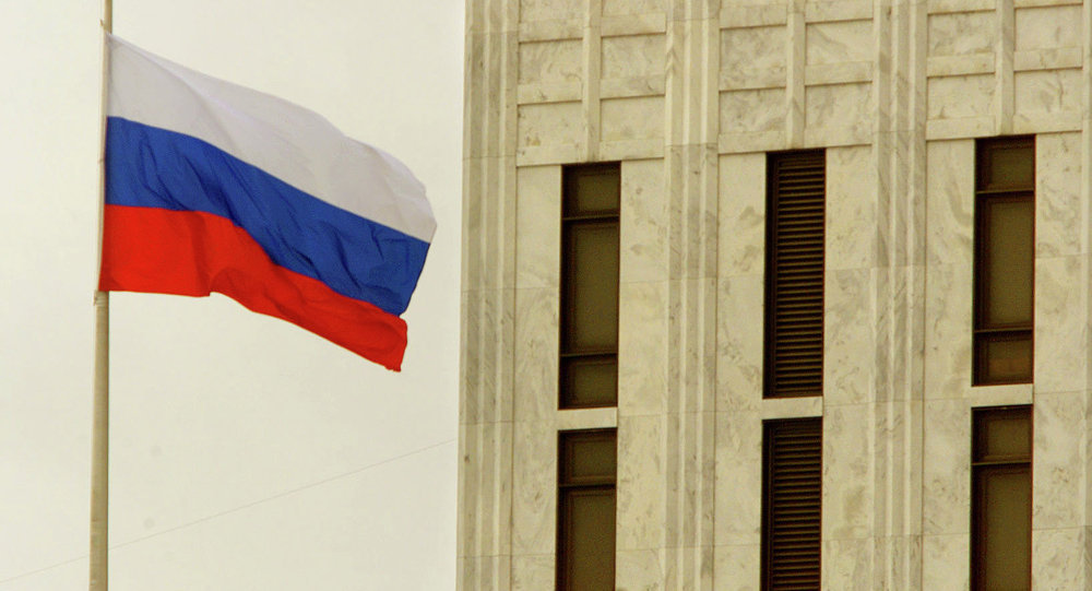 俄驻华盛顿大使馆:美国制裁不仅针对俄外交官还有其家庭成员