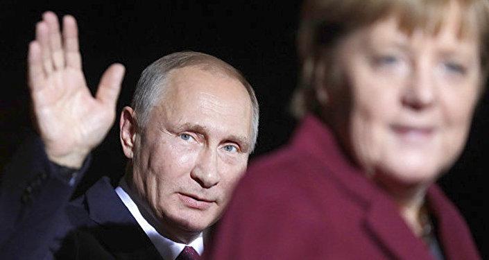 德俄两国领导人将于8月18日举行会晤