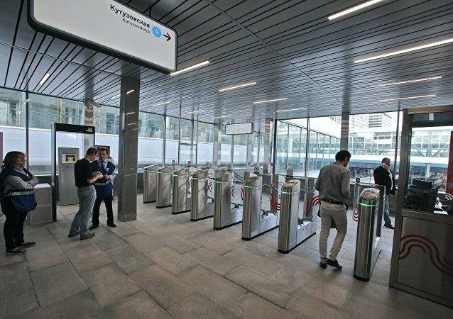 莫斯科市長稱計劃將首都地鐵規模擴大1倍