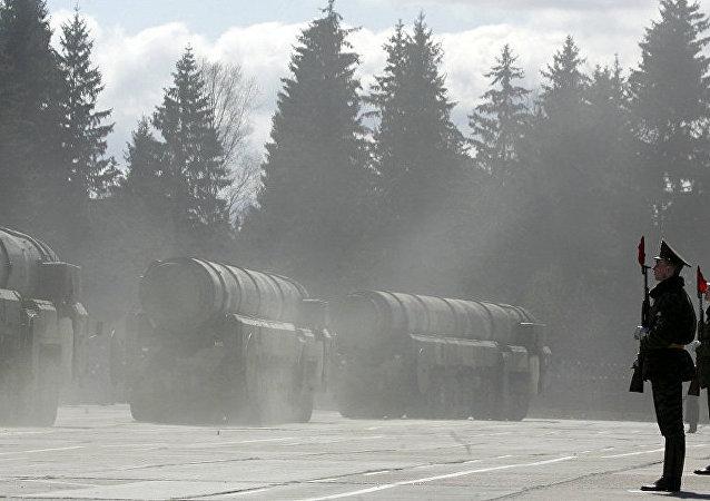 俄军舰可跟踪世界任何地点的导弹发射