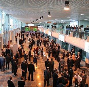 俄伊爾庫茨克機場
