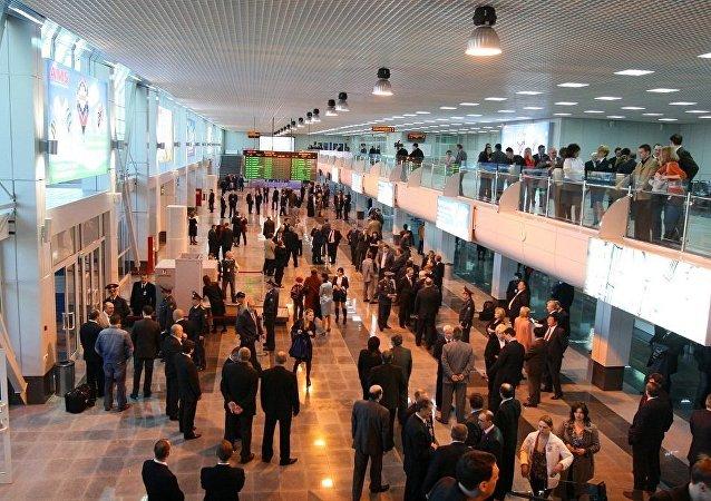 伊爾庫茨克機場