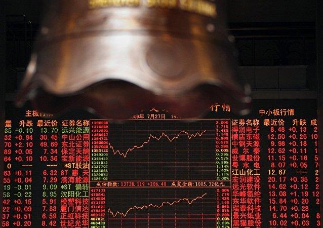 白俄外匯證券交易所將與中國深交所展開證券交易領域合作