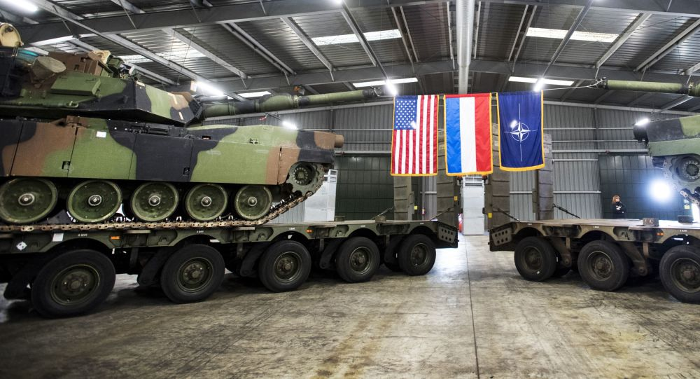 美國軍事設備