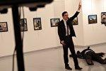 俄外交部证实俄罗斯驻土耳其大使受枪伤