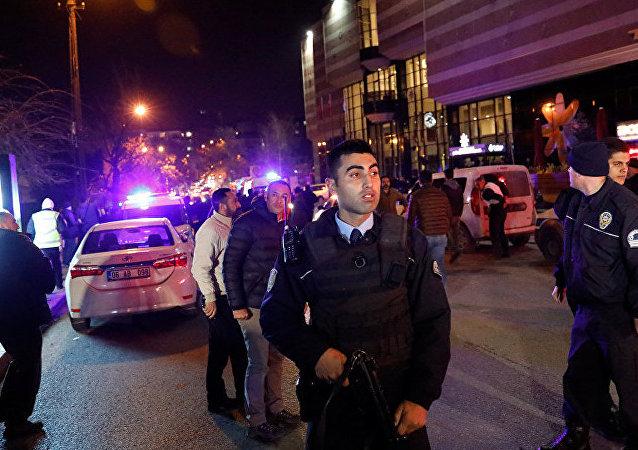 俄强力部门消息人士:俄侦察小组将赴土耳其调查大使谋杀事件