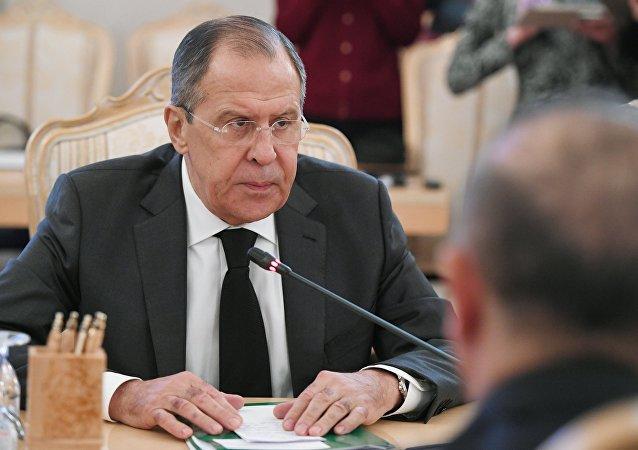 俄外長:俄羅斯、伊朗、土耳其聲明重申敘利亞主權