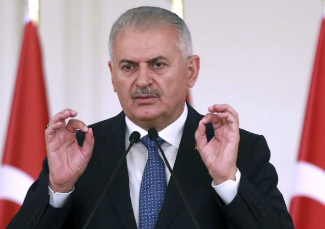 土耳其總理耶爾德勒姆