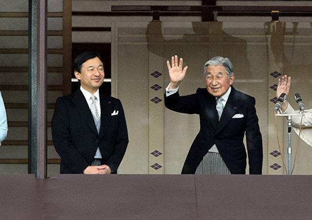 媒體:日本新天皇可能從2019年1月1日起登基