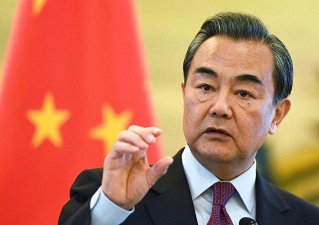 王毅:中国不会也不可能重蹈国强必霸的覆辙