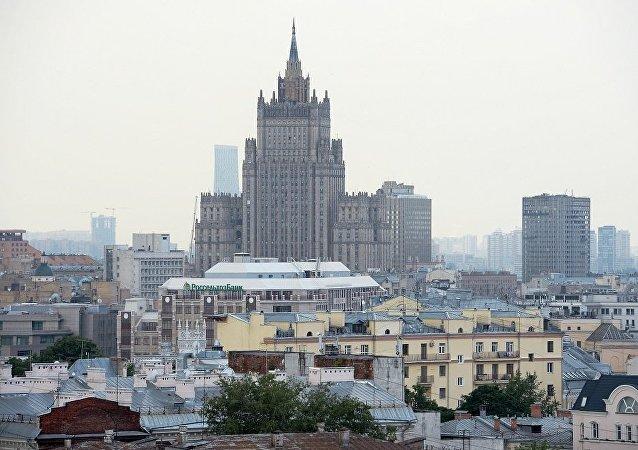 俄外交部:美國一直未展示9М729導彈違反《中導條約》的證據