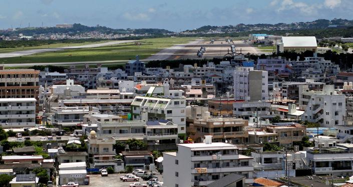 日本:美国将对冲绳岛军事基地的创业人员进行培训