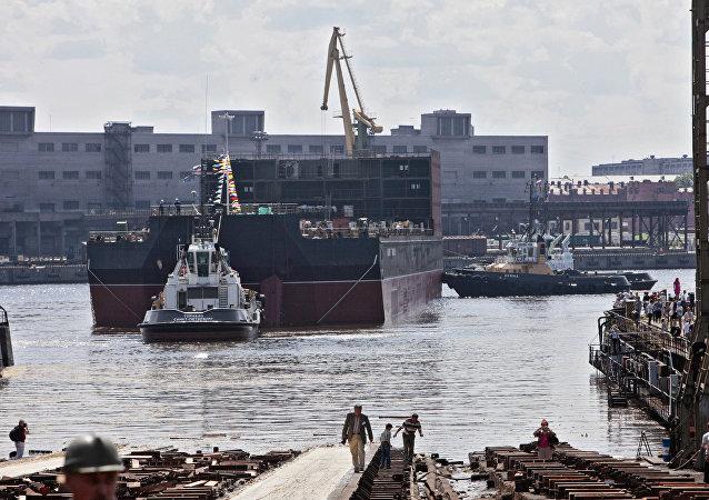 中國海上浮動核電站尚處於可行性研究階段