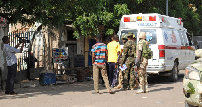 尼日利亞救護車