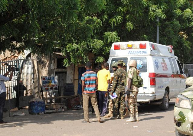 尼日利亞難民營發生恐襲造成5人死亡約40人受傷