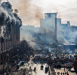 普京稱在2014年烏克蘭政變事件中美國公然欺騙俄羅斯