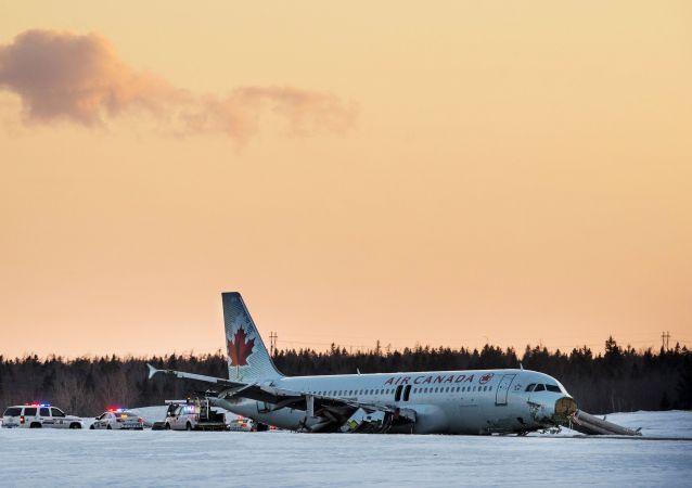 加拿大航空公司客機