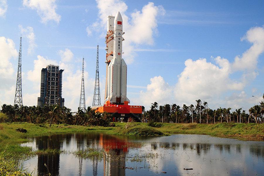 長征五號系列火箭