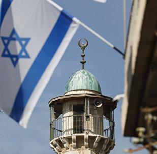 以色列利用无人机对抗巴勒斯坦人员施放的风筝