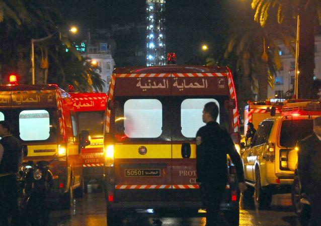 突尼斯救护车