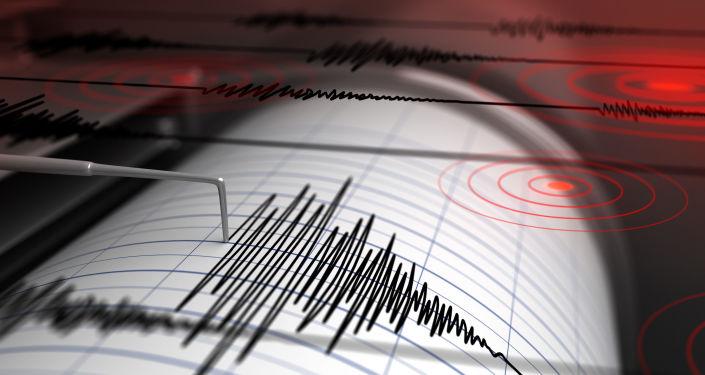 科曼多爾群島發射7.4級地震