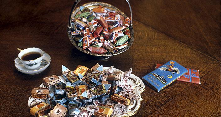 俄農業部:將開拓俄糖果製品在華網上銷售渠道