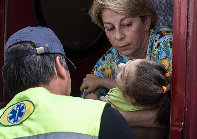敘醫院:敘利亞兒童得到麗莎醫生想送給他們的物品